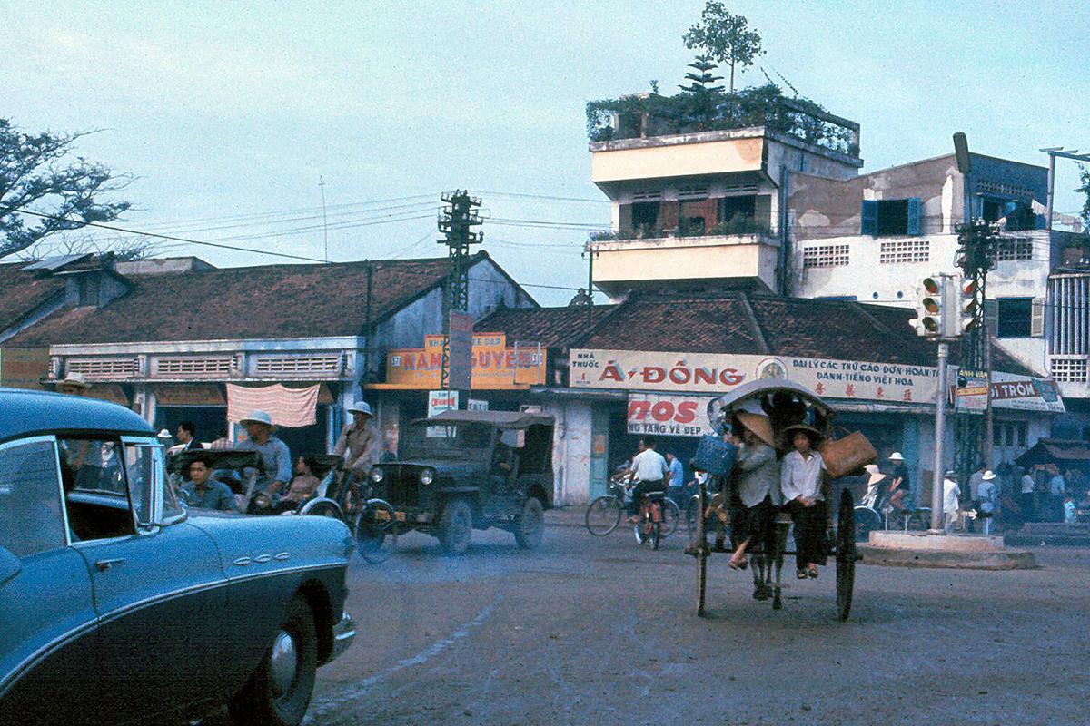 Sài Gòn, đường phố