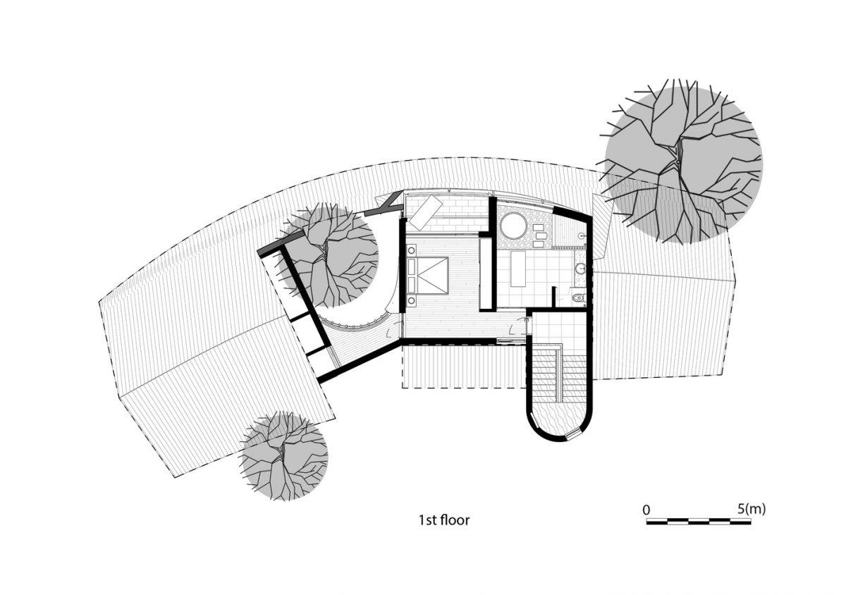 Nhà ông Hùng - Nhà ở nông thôn đương đại | 1+1>2 Architects