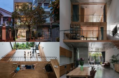 Bin Bon House | H.a workshop