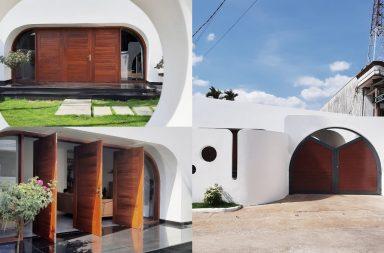 Kam house - Ngôi nhà của những đường cong| BL Architects