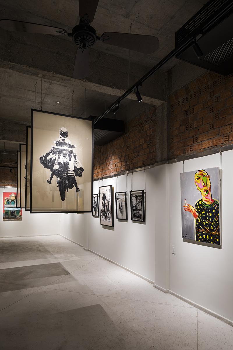 the art space, hội an