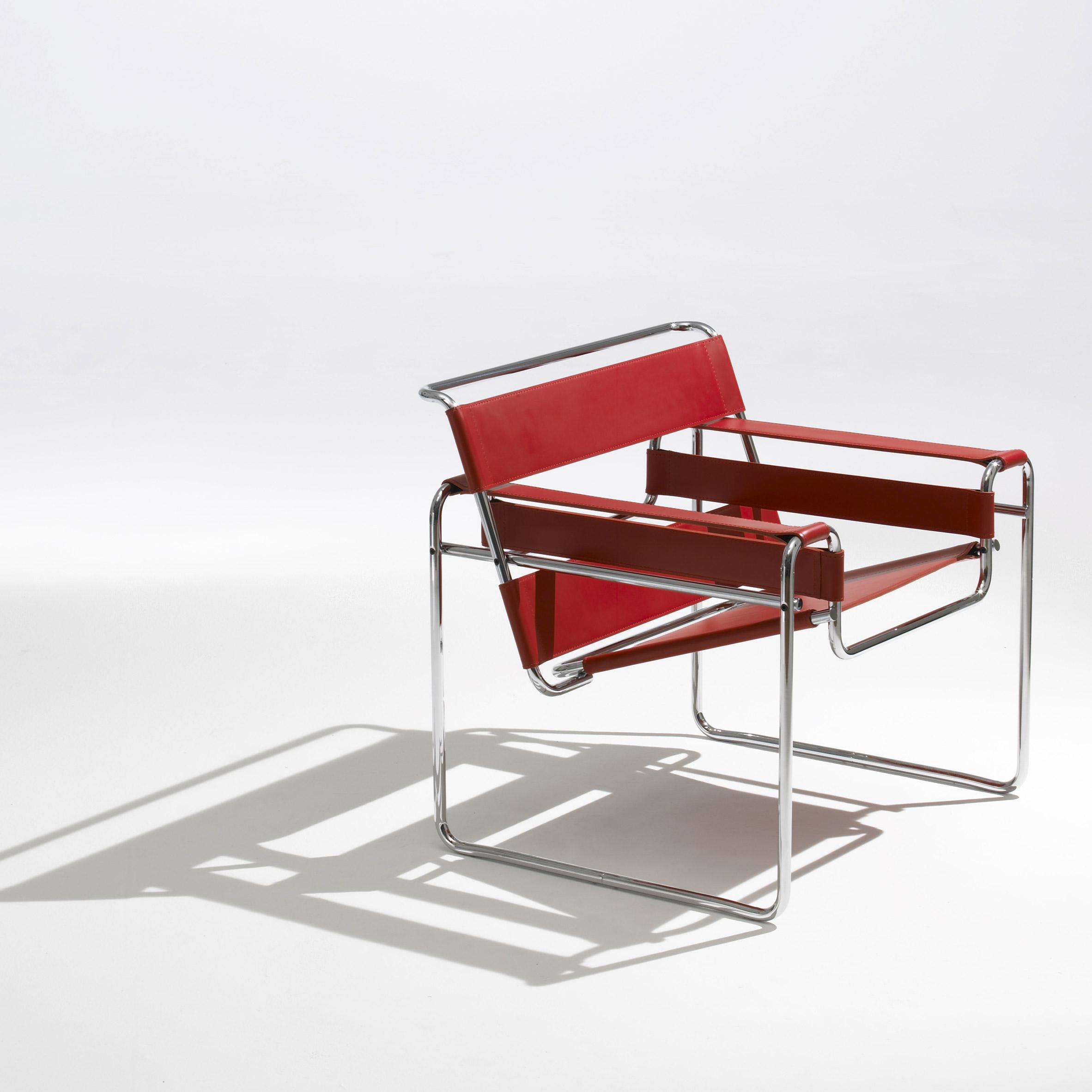 Ghế Wissily thiết kế bởi KTS Marcel Breuer