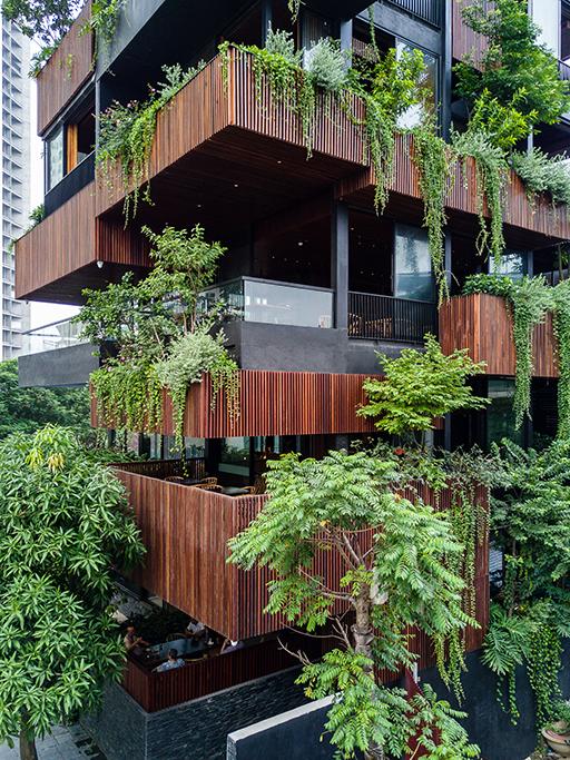 2 1 - NamLong Restaurant | HML-architecture