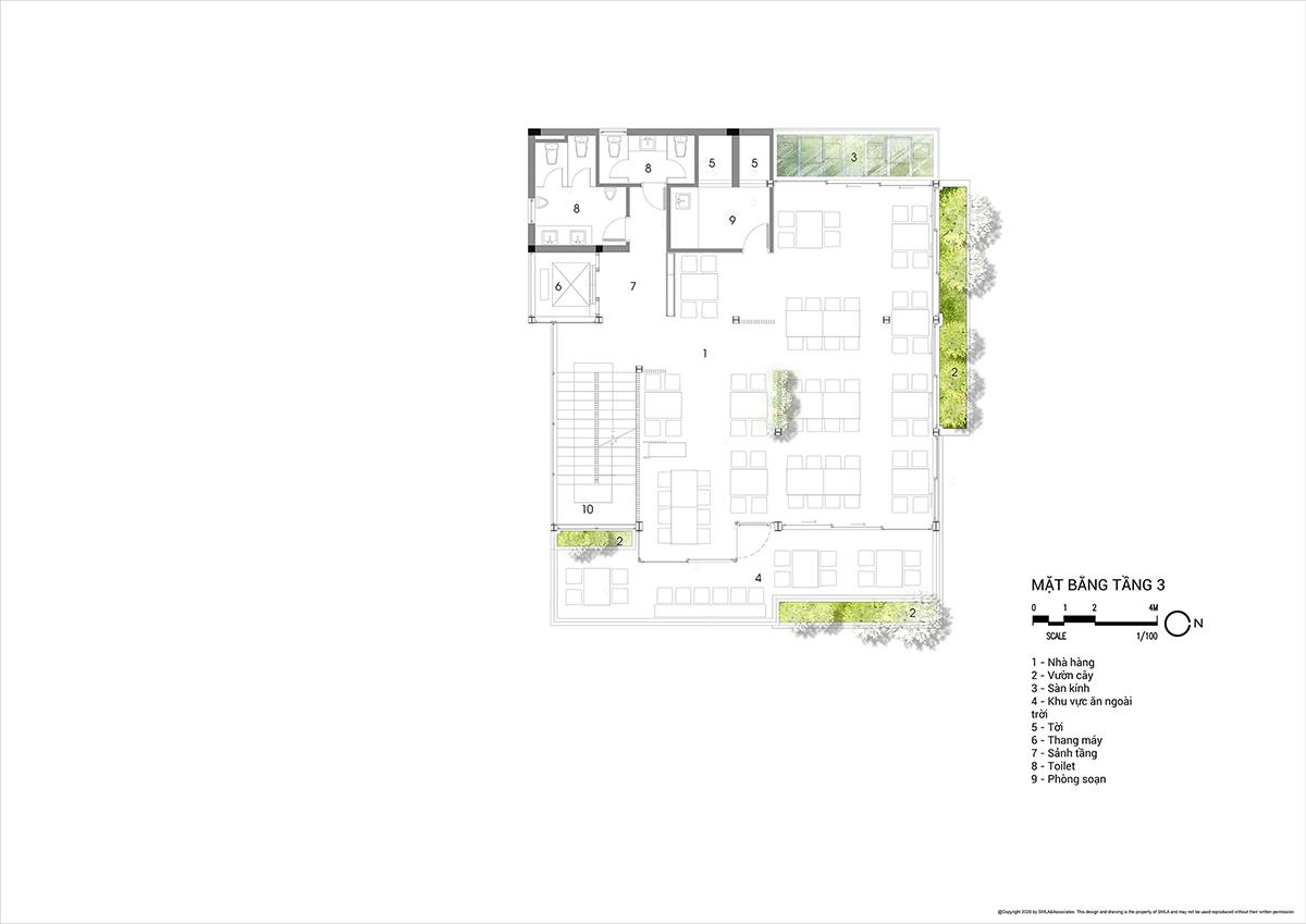 NamLong Restaurant | HML-architecture