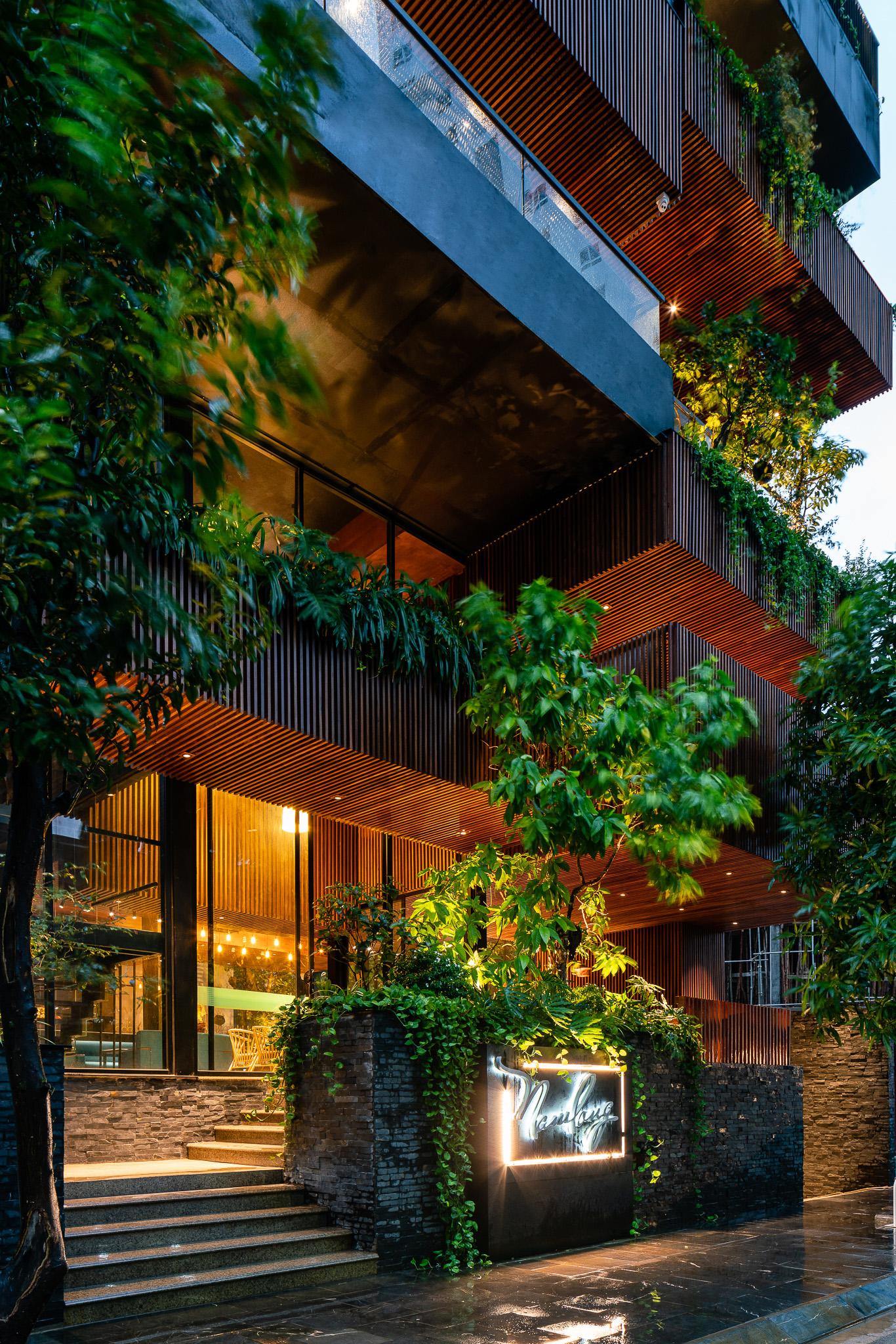 4 1 - NamLong Restaurant | HML-architecture