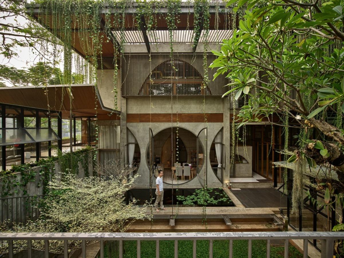 Guha- Đưa thiên nhiên vào kiến trúc hiện đại | Raw