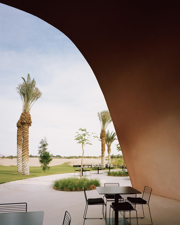 Kiến Việt - Ayla Golfclub - Giữa cảnh quan sa mạc  Oppenheim Architecture