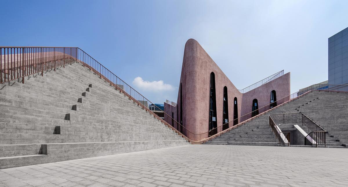 Kiến Việt - Huaxiang Christian Centre - Nhân tố hòa giải đô thị INUCE