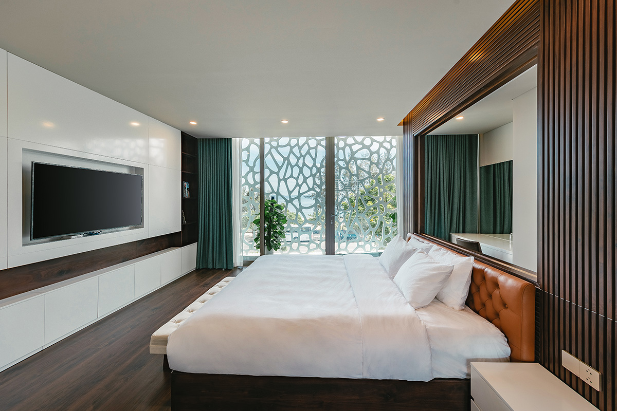La petite villa - Vũ điệu thăng hoa của kiến trúc Huni Architectes