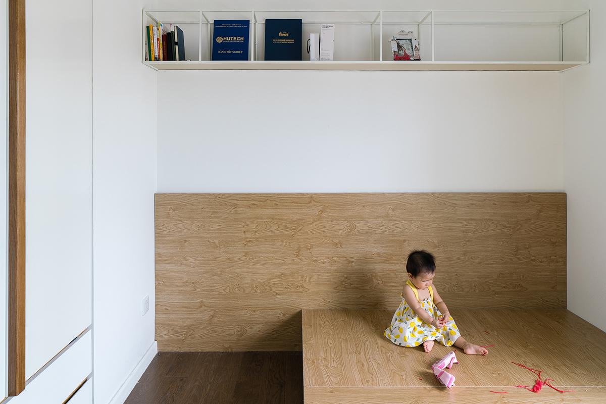 Căn hộ The Park Residence | ARCH.A StudiO