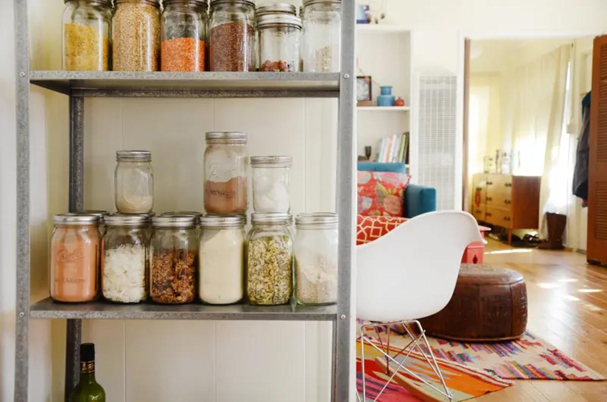 5 mẹo nhỏ giúp gian bếp trở nên gọn gàng