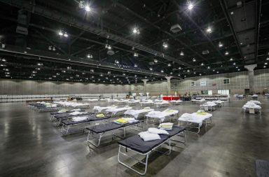 8 bệnh viện dã chiến lớn của thế giới xây dựng trong dịch Covid – 19