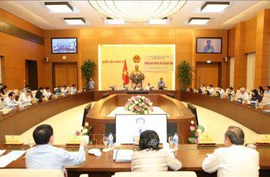 Dự thảo Luật Kiến trúc trình phiên họp thứ 26, Ủy ban Thường vụ Quốc hội khóa XIV