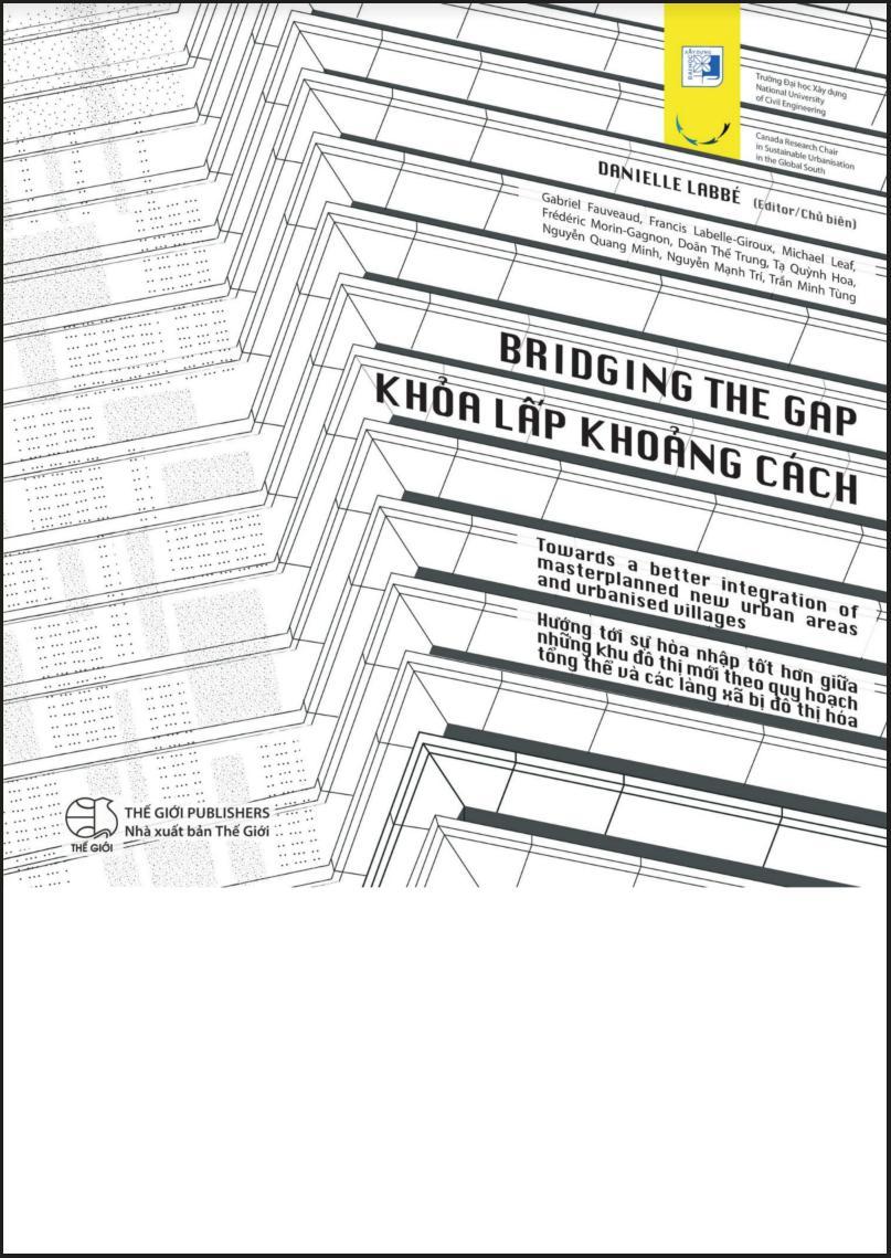 """Sách """"Khỏa lấp Khoảng cách"""" - Hướng tới sự hòa nhập tốt hơn giữa những KĐTM theo quy hoạch tổng thể và các làng xã bị đô thị hóa"""