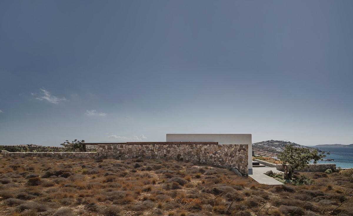 Villa Mandra – Vẻ đẹp hoang sơ thời hiện đại   K-Studio