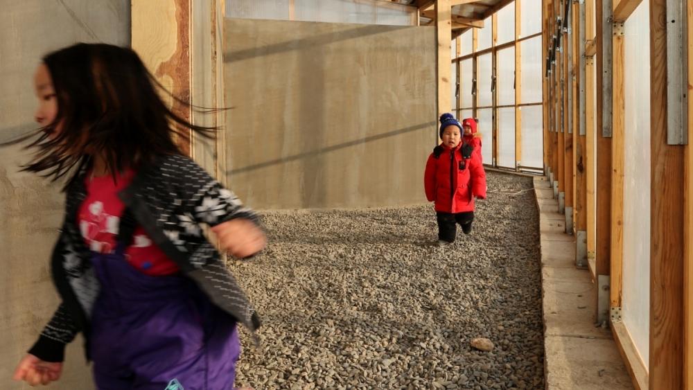 Nhà cộng đồng hình lều – nơi thay đổi tập quán du mục của người Mông Cổ   Rural Urban Framework