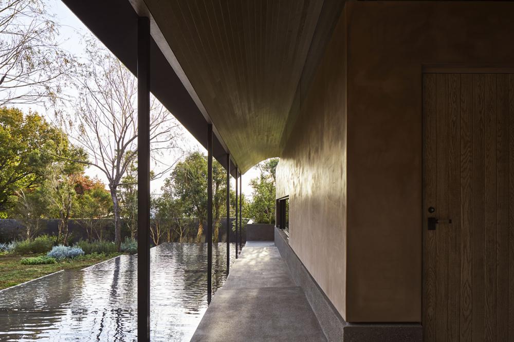 Half Cave House – Ngôi nhà Nửa Hang   Hiroshi Nakamura
