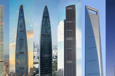 Kiến Việt - 25 công trình cao nhất thế giới