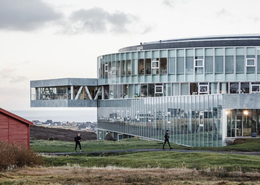 Trường Cao đẳng Glasir Tórshavn - Vườn ươm cho những ý tưởng đổi mới | BIGTrường Cao đẳng Glasir Tórshavn - Vườn ươm cho những ý tưởng đổi mới | BIG