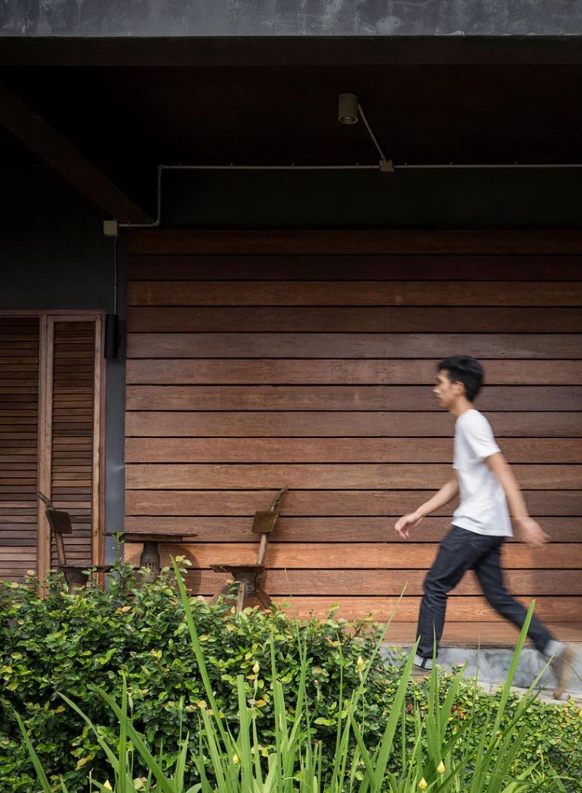 Tree Sukkasem Villa - Biệt thự xanh bền vững từ bê tông và tre | TOUCH architects