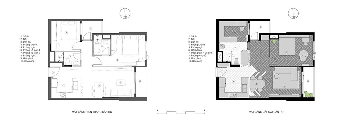 The Goldview Quận 4 - Break the Rules | APS Concept