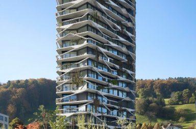 Garden Tower – Khi sự đồng nhất và không đồng nhất cùng tồn tại