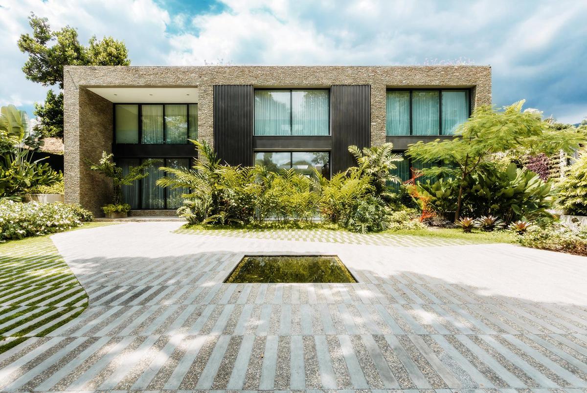Jungle House – Ngôi nhà lấy cảm hứng từ rừng rậm ở Venezuela