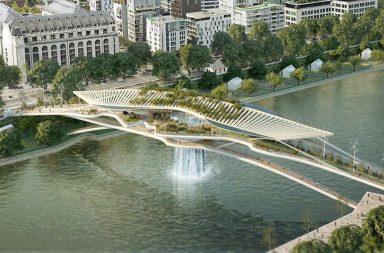 Cầu Babylon: Thác nước trên lưới vây/ Rescubika