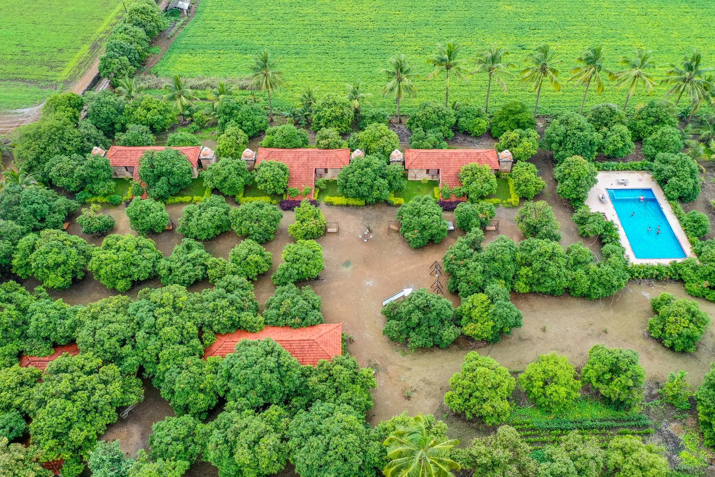 Farmstay Aaranya Ấn Độ – Kiến trúc bản địa trong từng hơi thở| D6thD design Studio