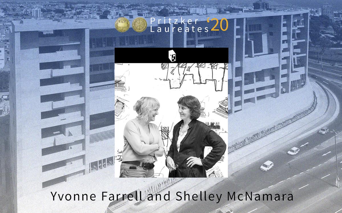 Giải thưởng Pritzker 2020 vinh danh Yvonne Farrell và Shelley McNamara