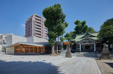 Kameari Katori: Cải tạo ngôi đền 740 năm tuổi/ Asai Architects