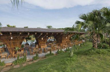 Khám phá một số nhà hàng sở hữu thiết kế độc đáo ở Việt Nam