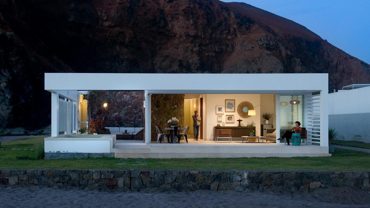 Top 5 ngôi nhà độc đáo nhất giữa thiên nhiên hùng vĩ Peru