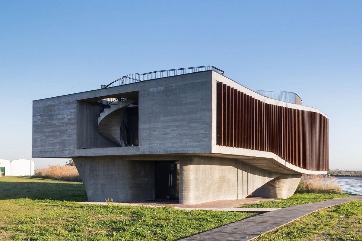Đài thiên văn độc đáo ở Aveiro, Bồ Đào Nha