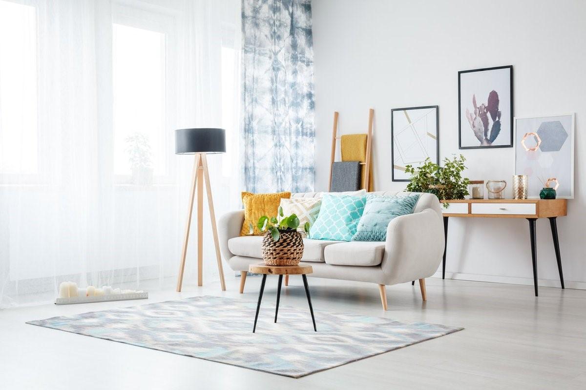 6 mẹo trữ đồ cự hiệu quả cho phòng khách của bạn
