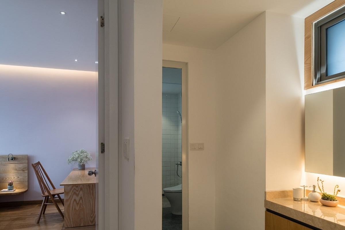 Căn hộ Palm Height | ARCH.A Studio