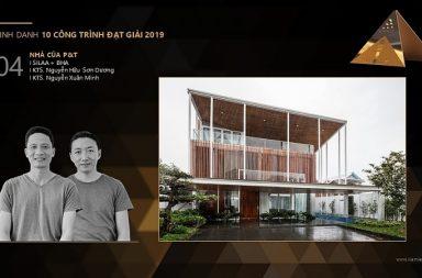 """KTS Nguyễn Hữu Sơn Dương & KTS Nguyễn Xuân Minh – Cặp """"bài trùng"""" trong giới KTS"""