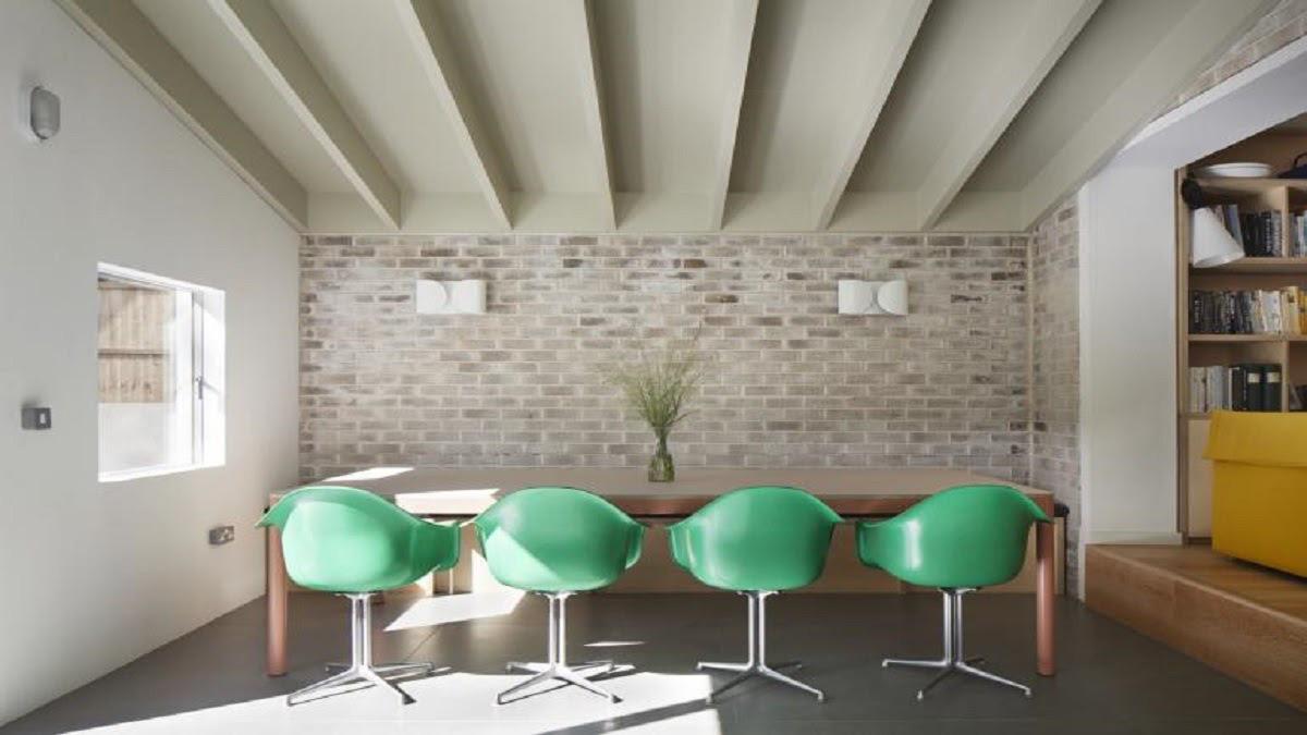 """Táo bạo với thiết kế """"nhà trong nhà"""" - phương pháp cải tạo không gian sống cho người thu nhập thấp ở Anh"""