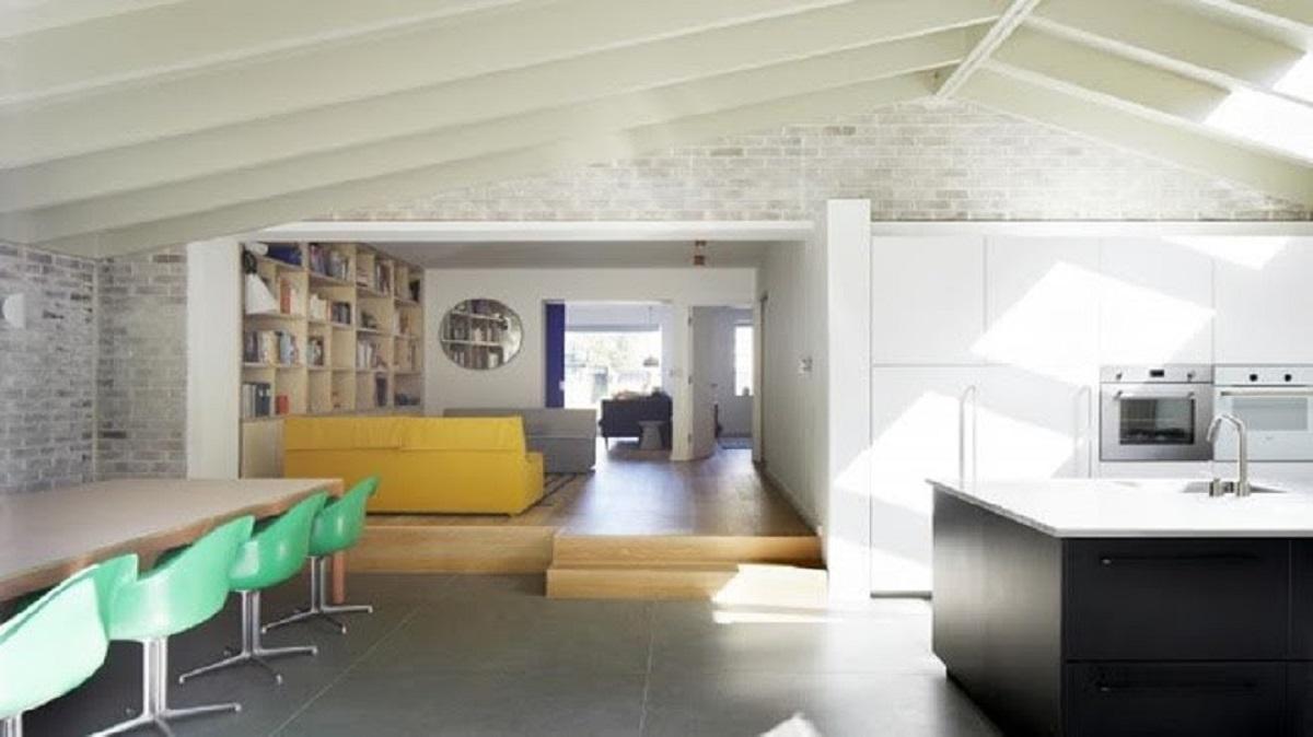 """Táo bạo với thiết kế """"nhà trong nhà"""""""