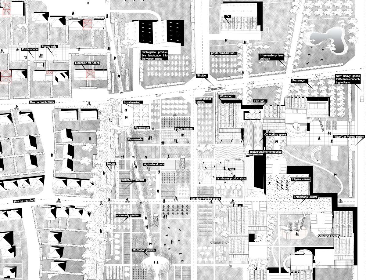 Từ cụm Làng tới đô thị sản xuất | KTS Mai Hưng Trung