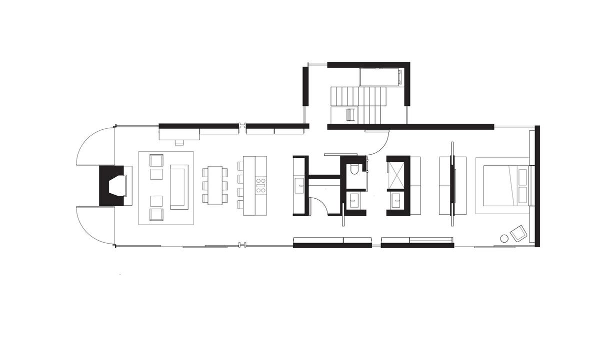 Rio House – nhà 'lơ lửng' giữa rừng mưa nhiệt đới | Fergus Knox