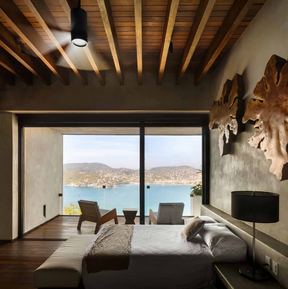 Casa Z House -Tối giản để tận hưởng trong thiết kế | Zozaya Arquitectos