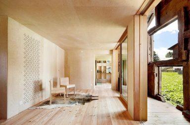 Điều các kiến trúc sư nên biết về xây dựng gỗ và phòng hỏa
