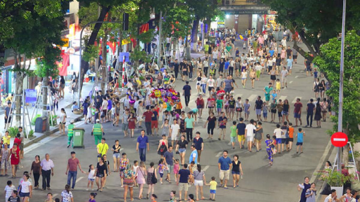 Góc nhìn về không gian công cộng trong đô thị Việt