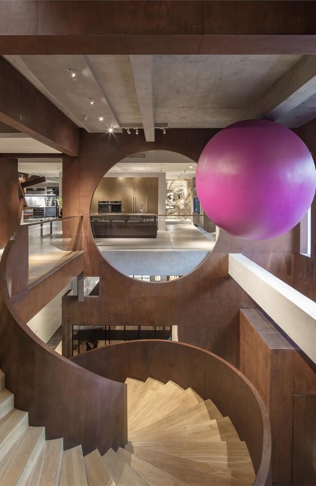 J+ Art Space – V2GETHER Design