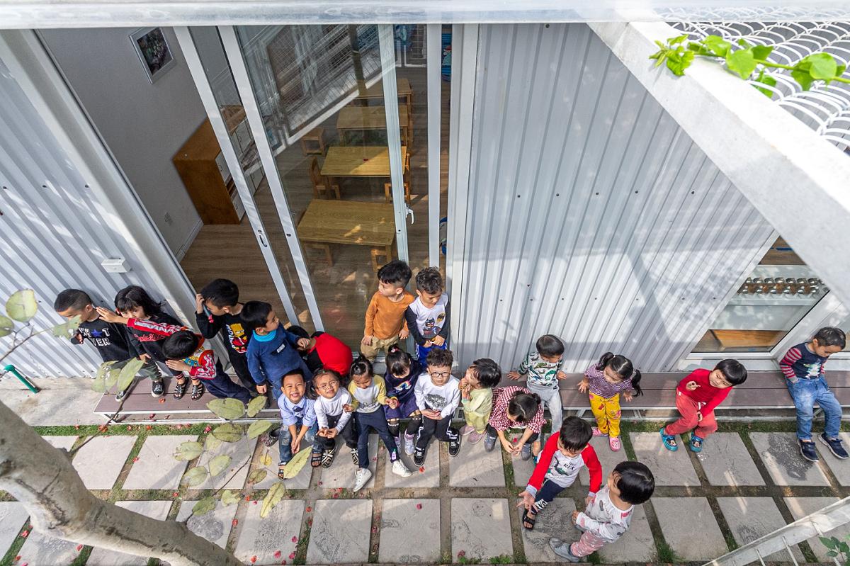 Khu vườn của những đứa trẻ | HGAA