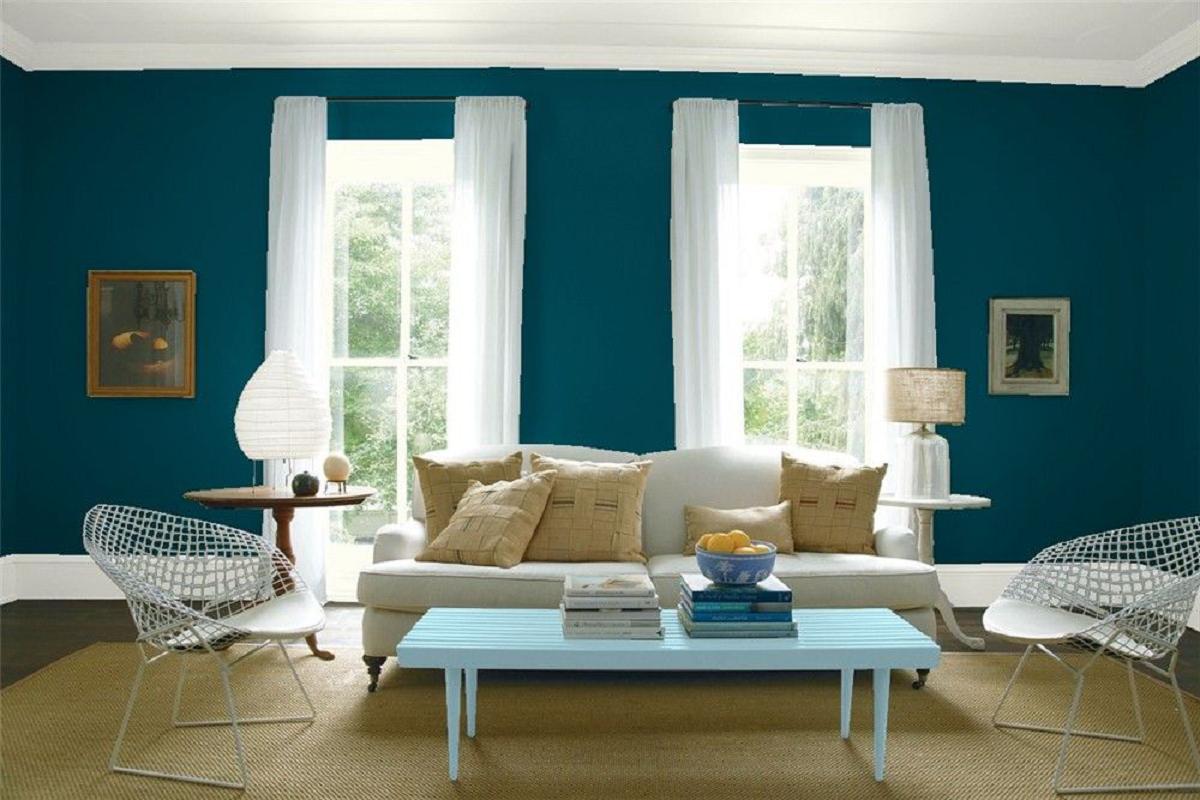 Tác động của màu sắc nhà ở đến tâm trạng