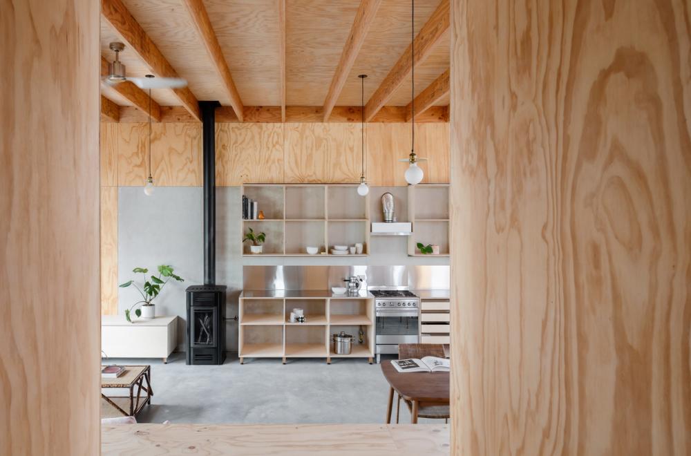 Vikki's Place – Ngôi nhà xóa nhòa ranh giới giữa ba thế hệ | Curious Practice