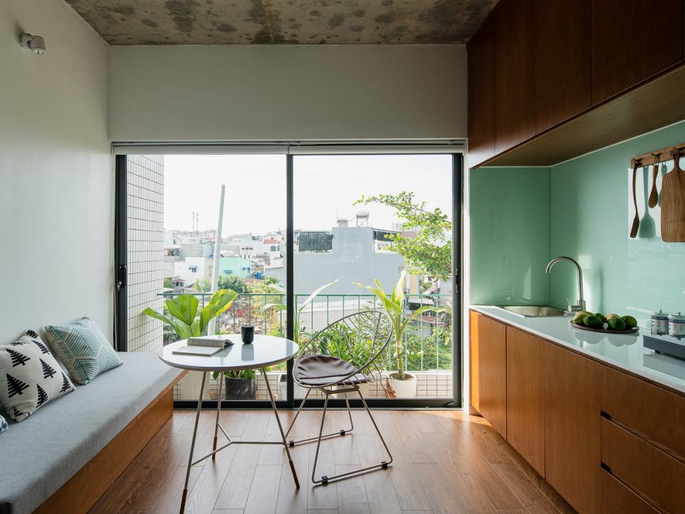 Vy apartments – sáng tạo trong từng không gian sống | H.a workshop