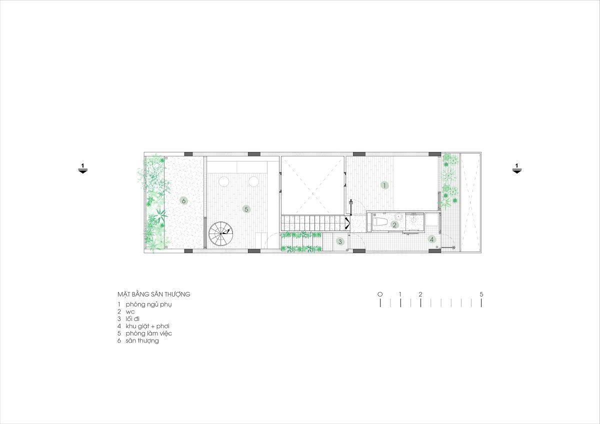 White House – ngôi nhà của sự an yên | H.a Workshop